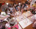 V Nitrianskej galérii pokračuje prázdninové maľovanie detí , spravodajnitra.sk