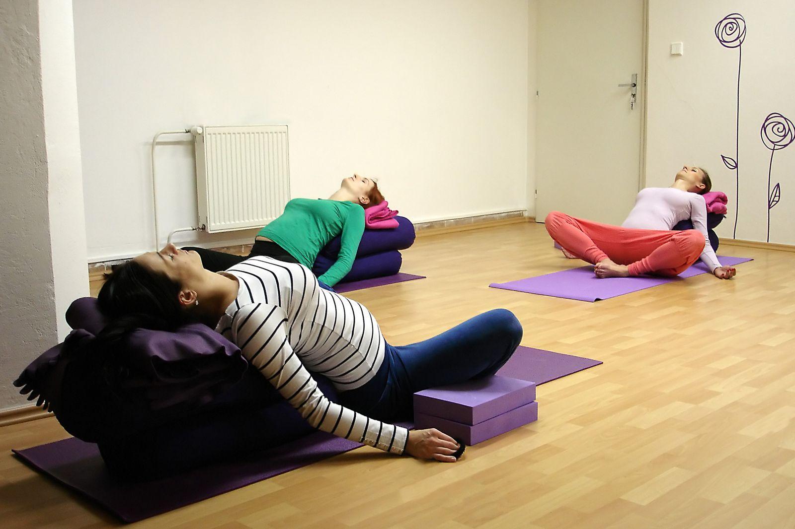 58ffea970 Joga pre tehotné v Nitre - cvičenie v štúdiu jo - Zdravie | moja Nitra
