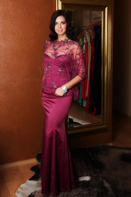 KATLEEN Nitra - tie najkrajšie šaty na stuž - Móda 3943c425d9b
