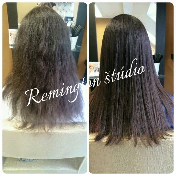 predlžovanie vlasov. zhusťovanie vlasov. vyrovnávanie vlasov keratínom.  objemová trvalá a i. Remington studio Nitra Remington studio Nitra 36b98dc6e39