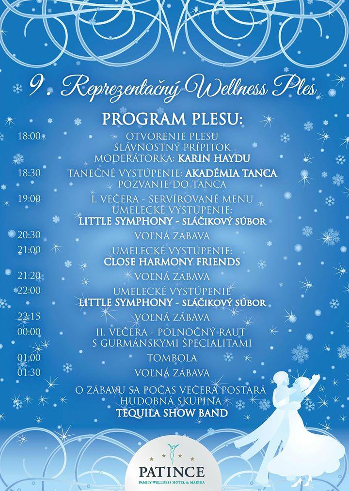 c3a1af9f37c9 9.reprezetačný wellnes ples v Patincia - Dovolenky - Zima