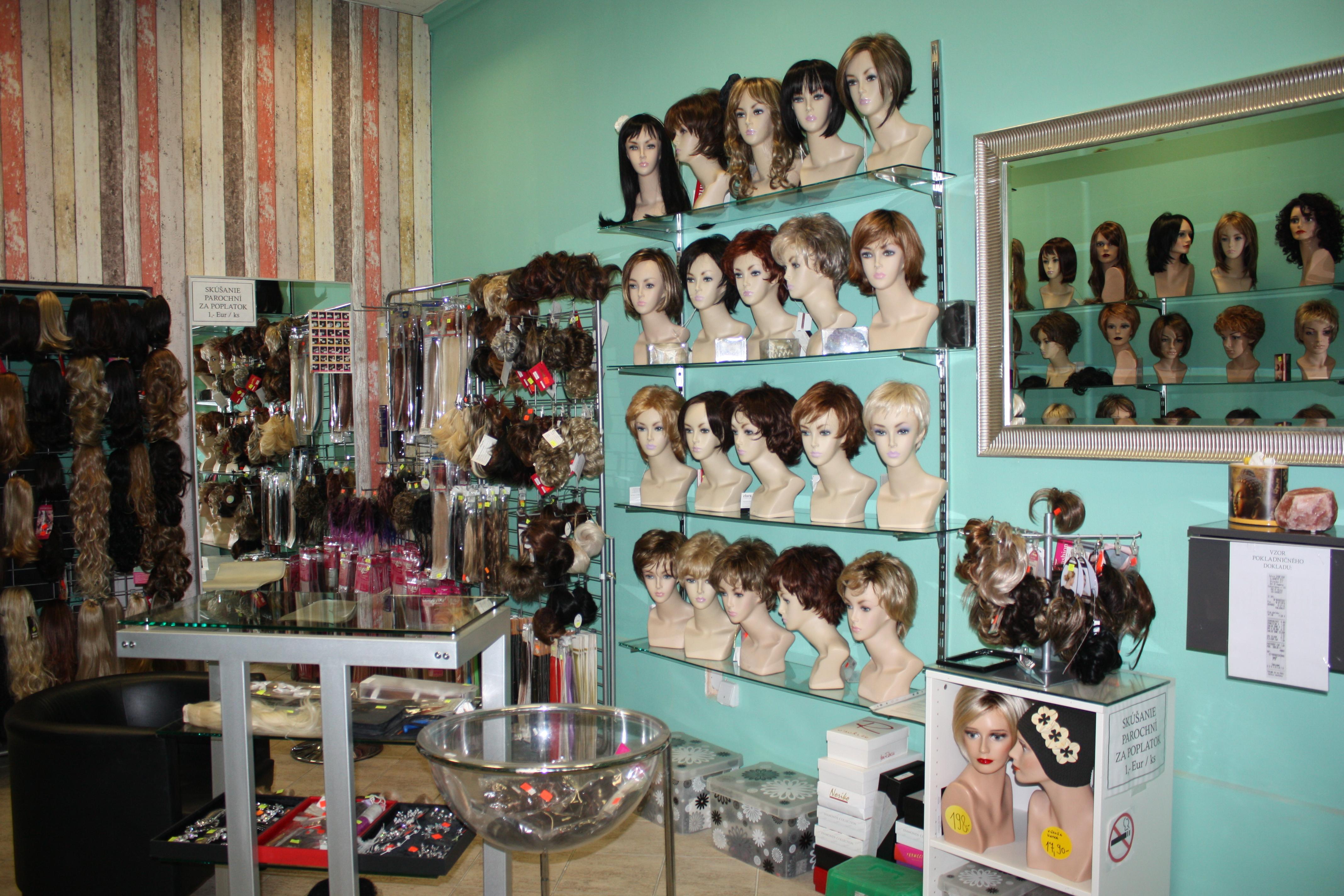 68abd351a Parochňové štúdio Hair4You (Parochne, Príče - Kam v meste   moja Nitra
