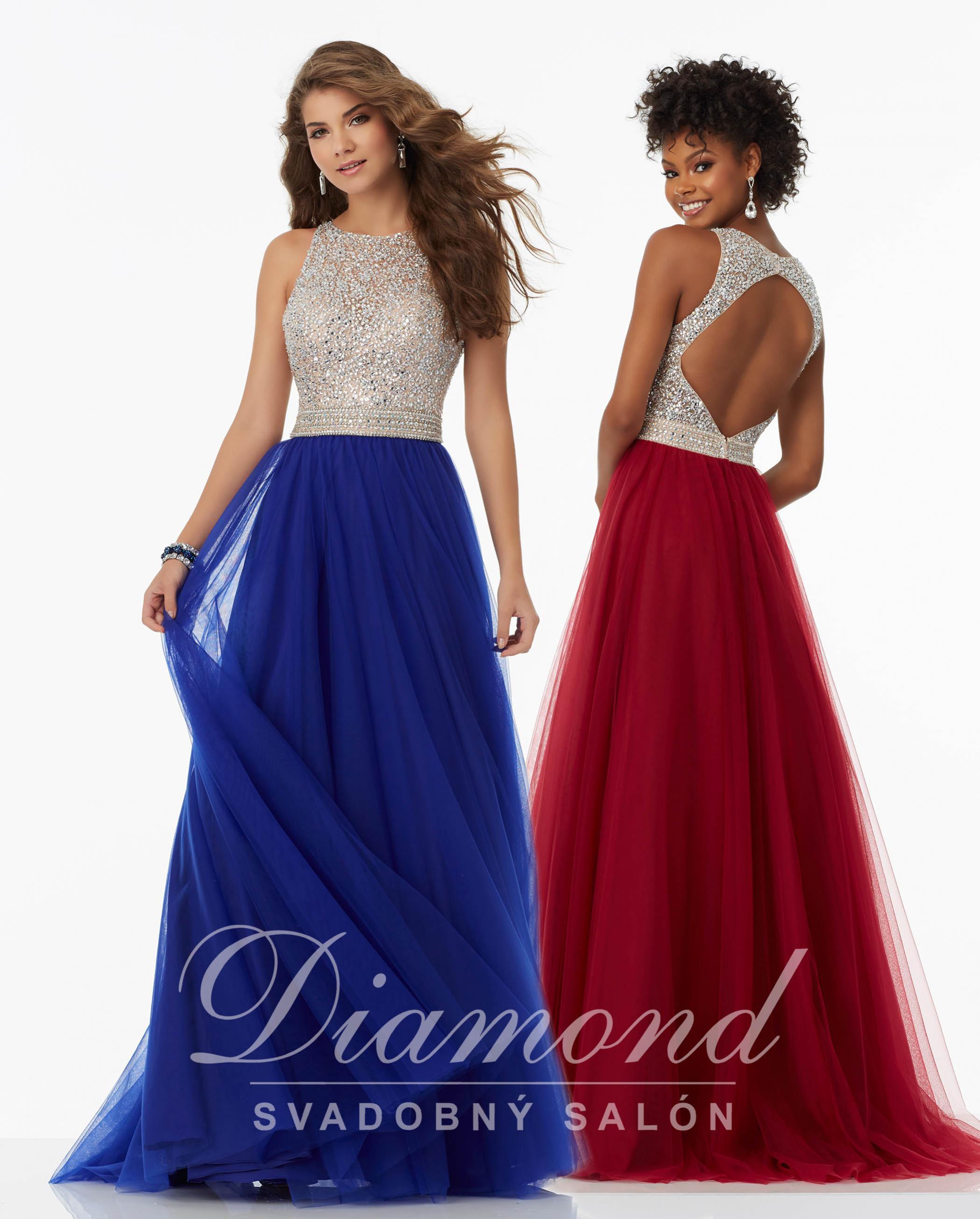 Okrem svadobných šiat Vám svadobný salón Diamond prináša úžasné a nadčasové  kolekcie spoločenských šiat prestížnych značiek FLIRT by MAGGIE SOTTERO 535f94ddb9a