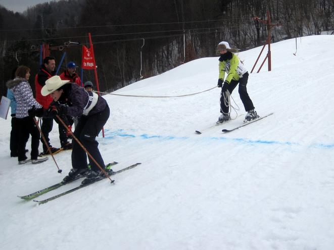 Lyžiarske stredisko Ski Blanc Ostrý Gr - Dovolenky - Zima  60183e88951