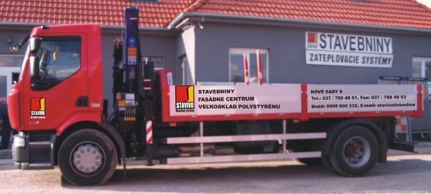 Stavebniny STAVIVO - široký so - Stavba na kľúč 0104f3ef9eb