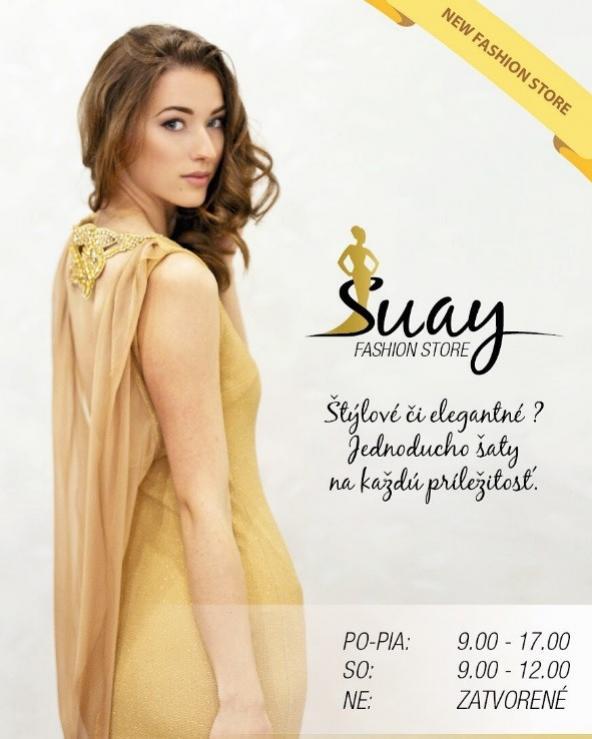V predajni Suay sú k dispozícii na skúšanie všetky dostupné farby. Takže  neváhajte a príďte si skúšať Vaše vysnívané šaty! spolocenske saty BB ·  Ukážka SUAY a4f34f7ecc1