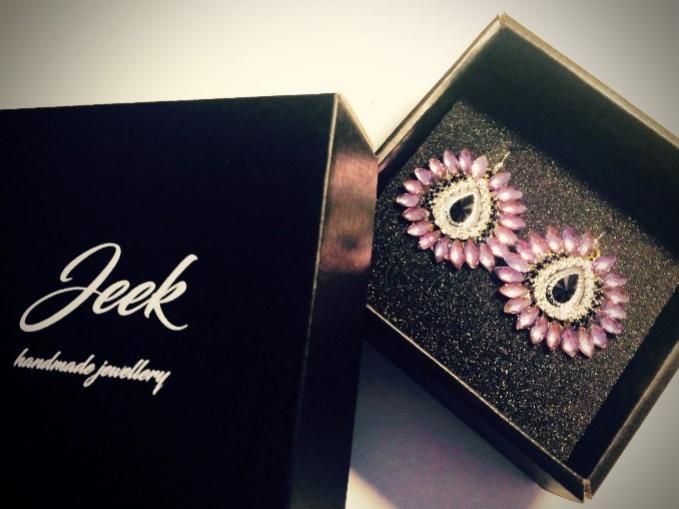 8d6b7ea5e Originálne handmade náušnice Jeek - Móda, krása | moje Topolcany