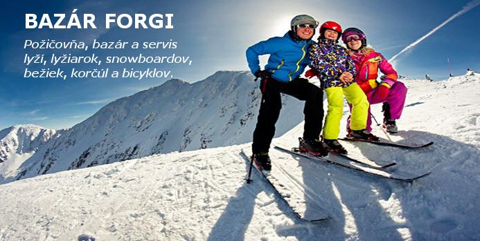 Bazár lyží Forgi df9d1099254